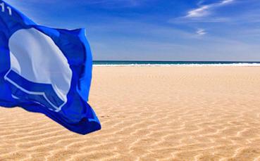 BLUE FLAG BEACHES – 586 HIGHEST EVER AWARDED IN SPAIN!