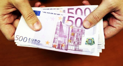 This is the end for €500 notes!