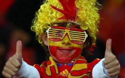 SPANIARDS RETURNING HOME AS ECONOMY IMPROVES